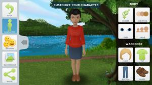 Tellagami Avatar